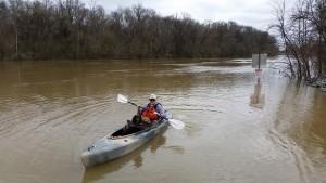 Roanoke River 1 March 14